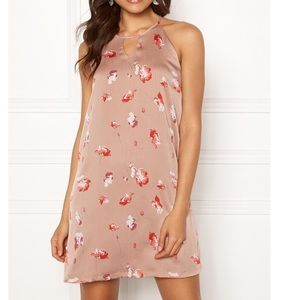 ONLY NWT Pink Floral Shift Dress 6